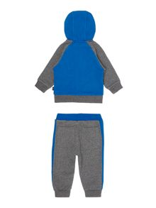 Little Marc Jacobs Baby boys fleece tracksuit set