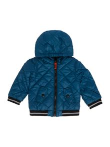 Baby boys reversible jacket