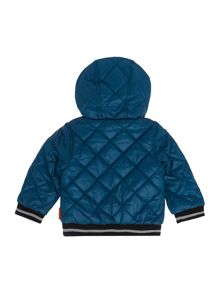 DKNY Baby boys reversible jacket
