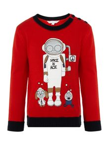 Boys knitted sweater