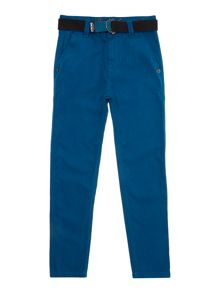 DKNY Boys trousers with belt