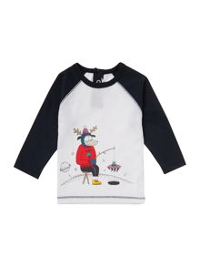 Little Marc Jacobs Baby boys t-shirt