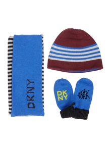 DKNY Baby boys full winter set