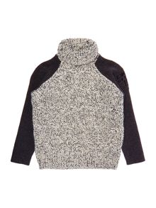 DKNY Boys knitted sweater