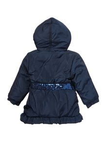 Billieblush Baby girls fleece puffer jacket