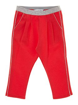Little Marc Jacobs Baby girls chino trousers