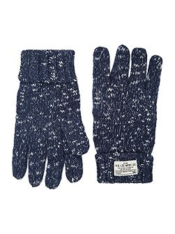 Lee Boys knitted gloves