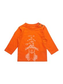 Timberland Baby boys long sleeve t-shirt