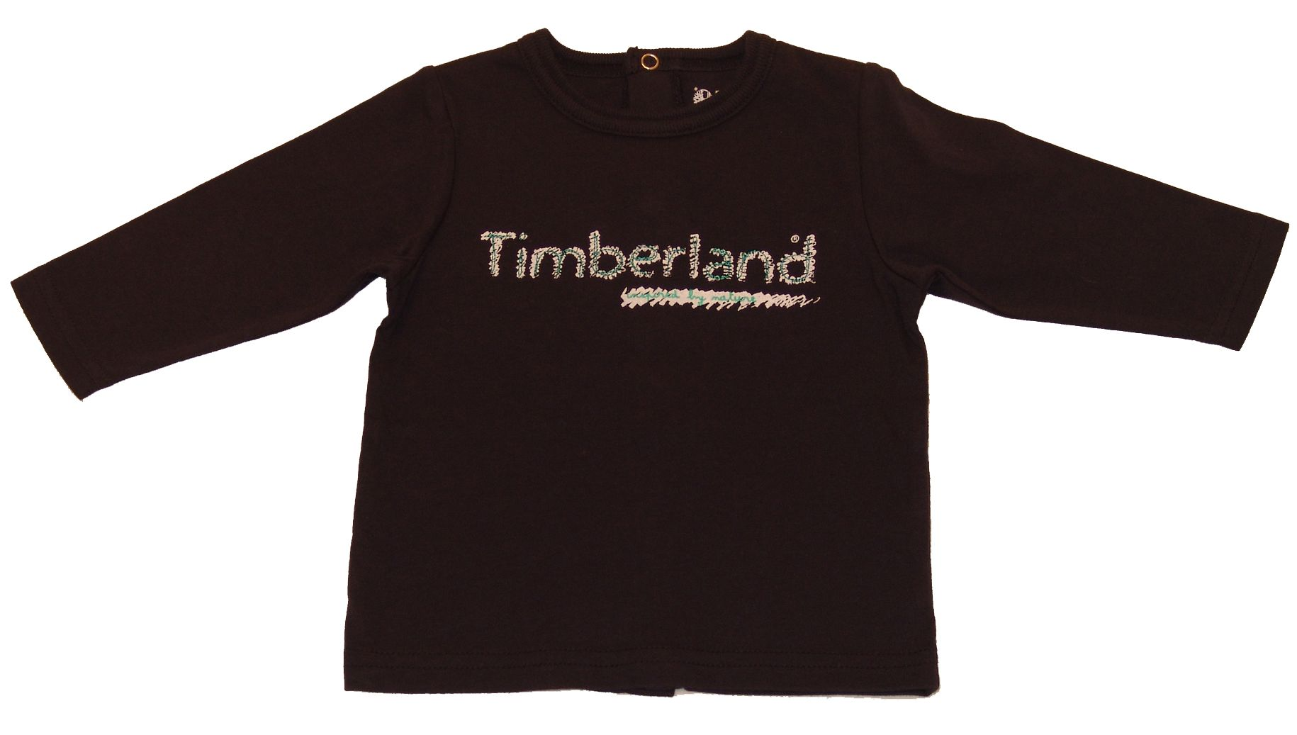 Timberland T-shirt with print front Navy product image
