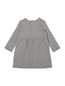 Baby girls fleece dress