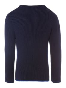 Carrement Beau Boys knitted jumper