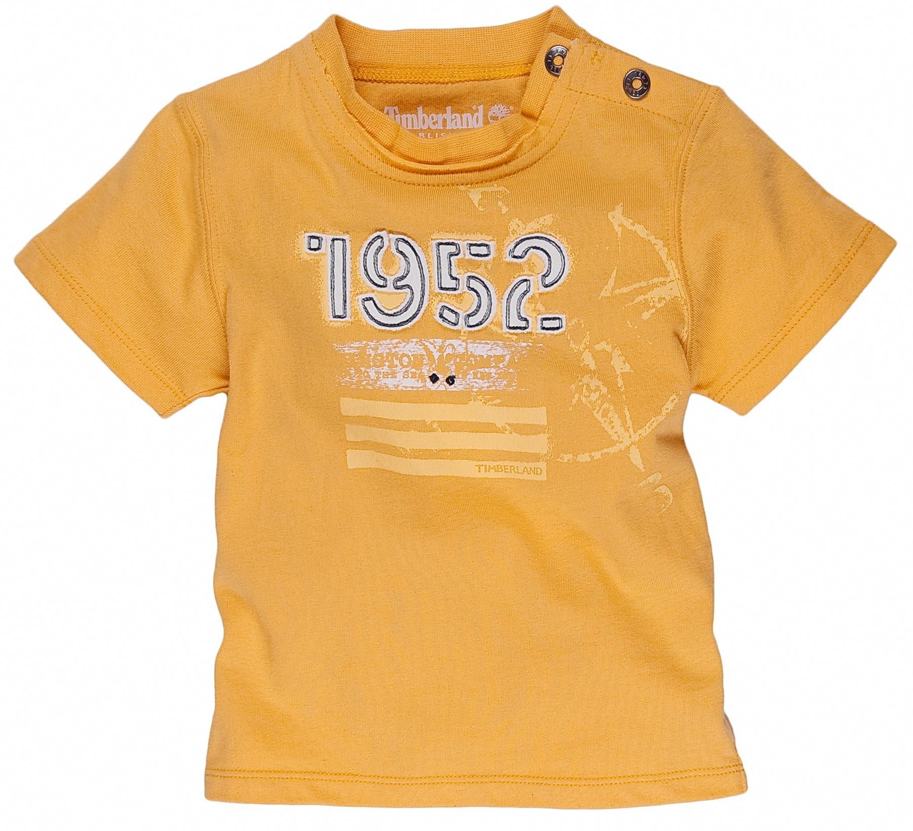 Timberland Childrens Timberland Short-sleeved T-shirt, product image