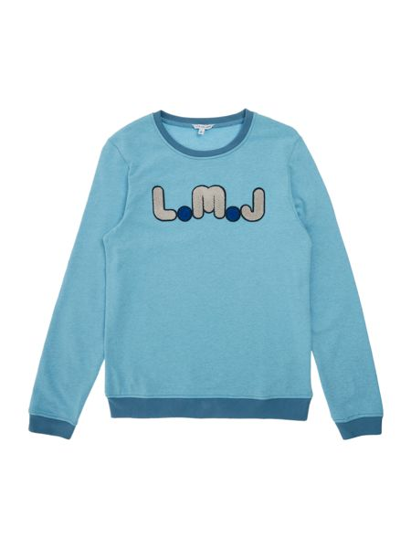Little Marc Jacobs Boys Fleece cardigan