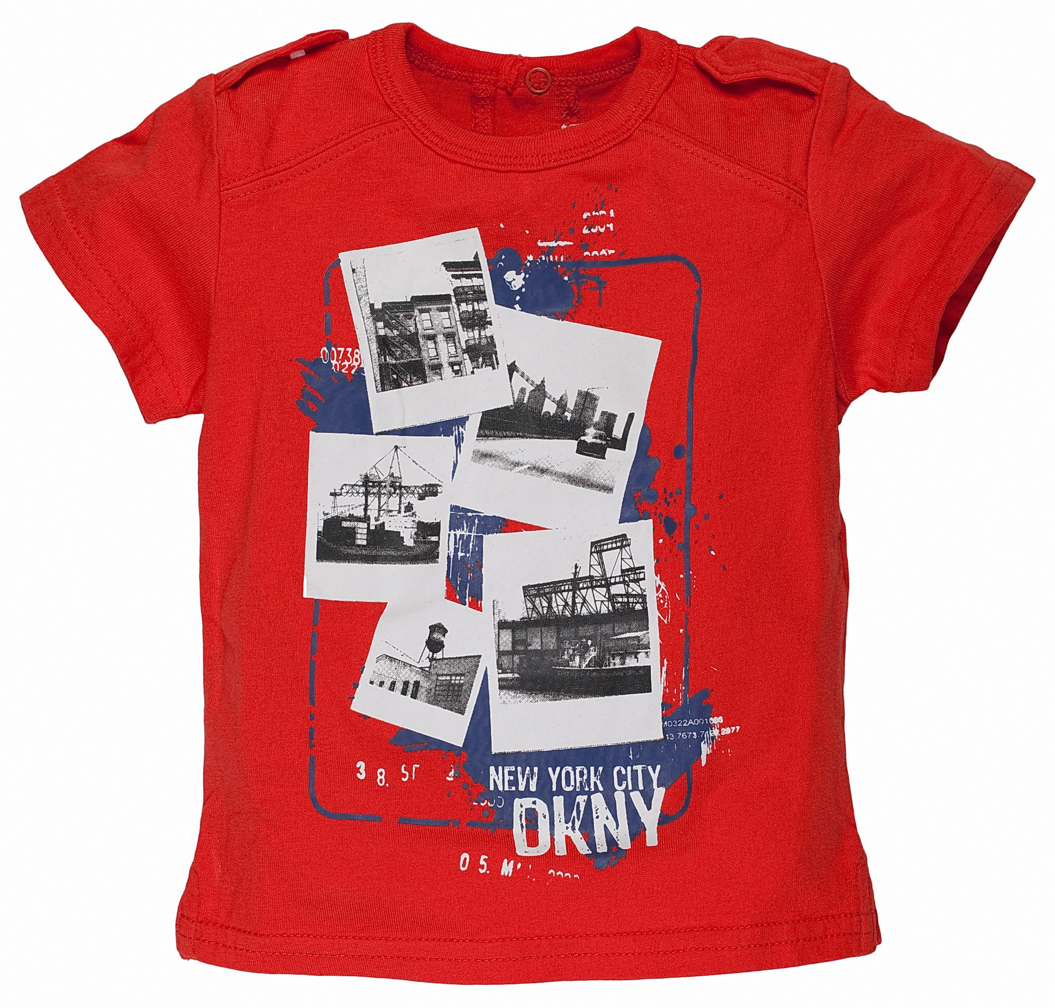 DKNY Childrens DKNY Short-sleeved T-shirt, product image