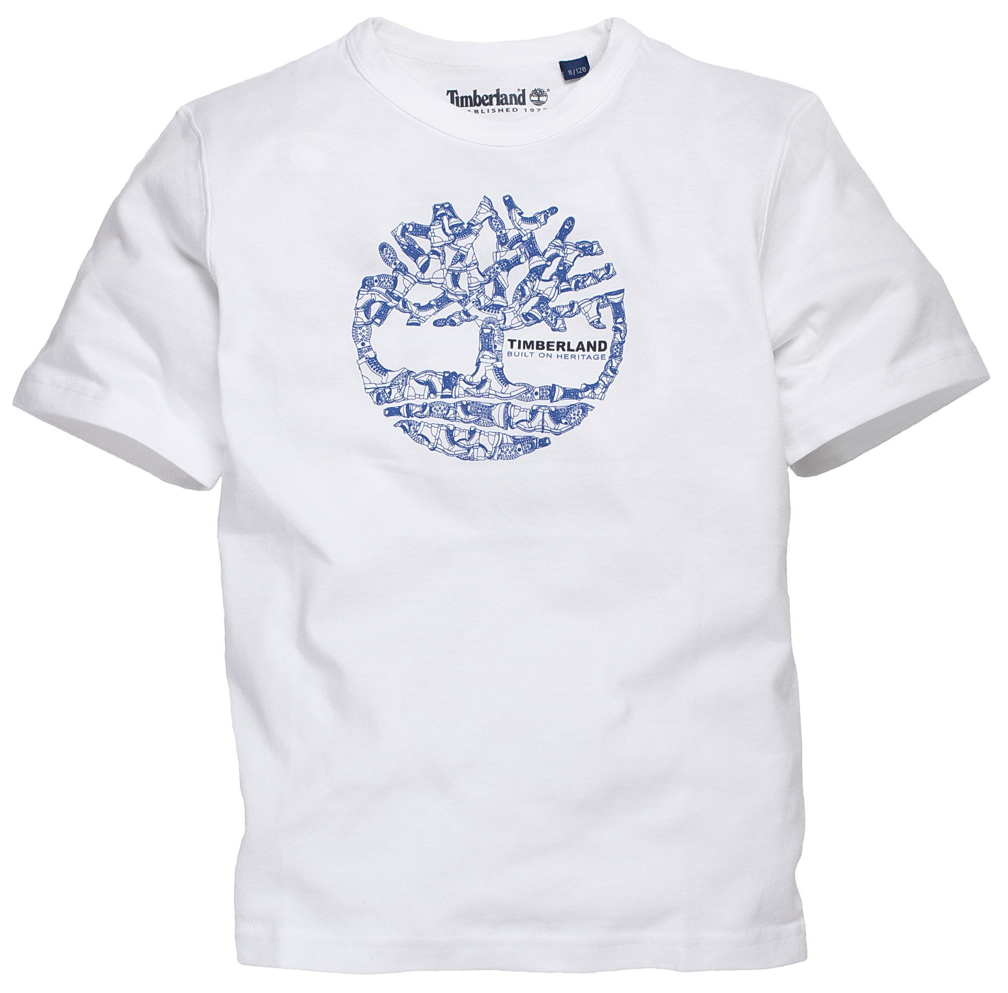Timberland Short-sleeved T-shirt - Blue `5 yrs product image