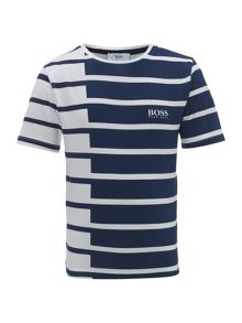 Hugo Boss Boys Short Sleeved T-Shirt