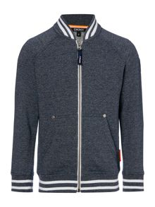 DKNY Boys Fleece cardigan