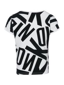 DKNY Girls Short sleeved t-shirt