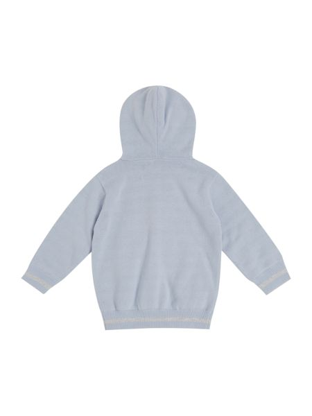 Timberland Baby boys Reversible knitted cardigan