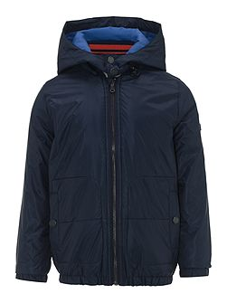 Boys Removable Hood Jacket
