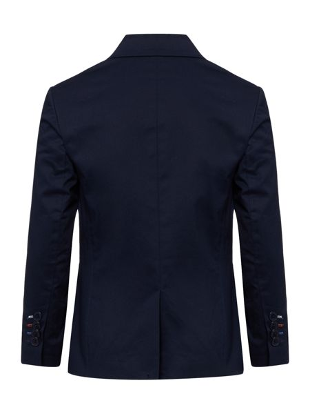Hugo Boss Boys Satin Jacket Suit