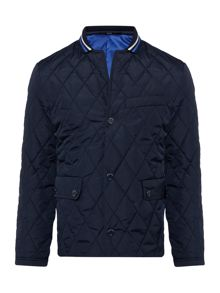 Boys Quilted Hunting Jacket