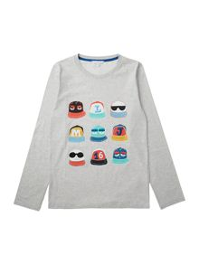 Little Marc Jacobs Boys Long sleeves t-shirt