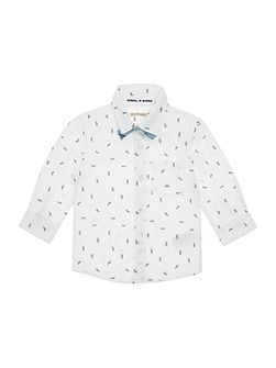 Baby boys All-over printed shirt