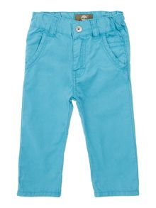 Baby boys Cotton twill trousers