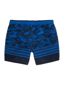 Boys Board shorts double printed