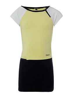 DKNY Girls Colourful dress