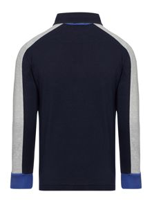 Hugo Boss Boys Long Sleeved T-Shirt