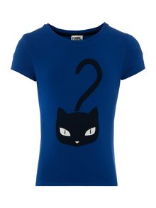 Karl Lagerfeld Girls Short sleeve jersey t-shirt