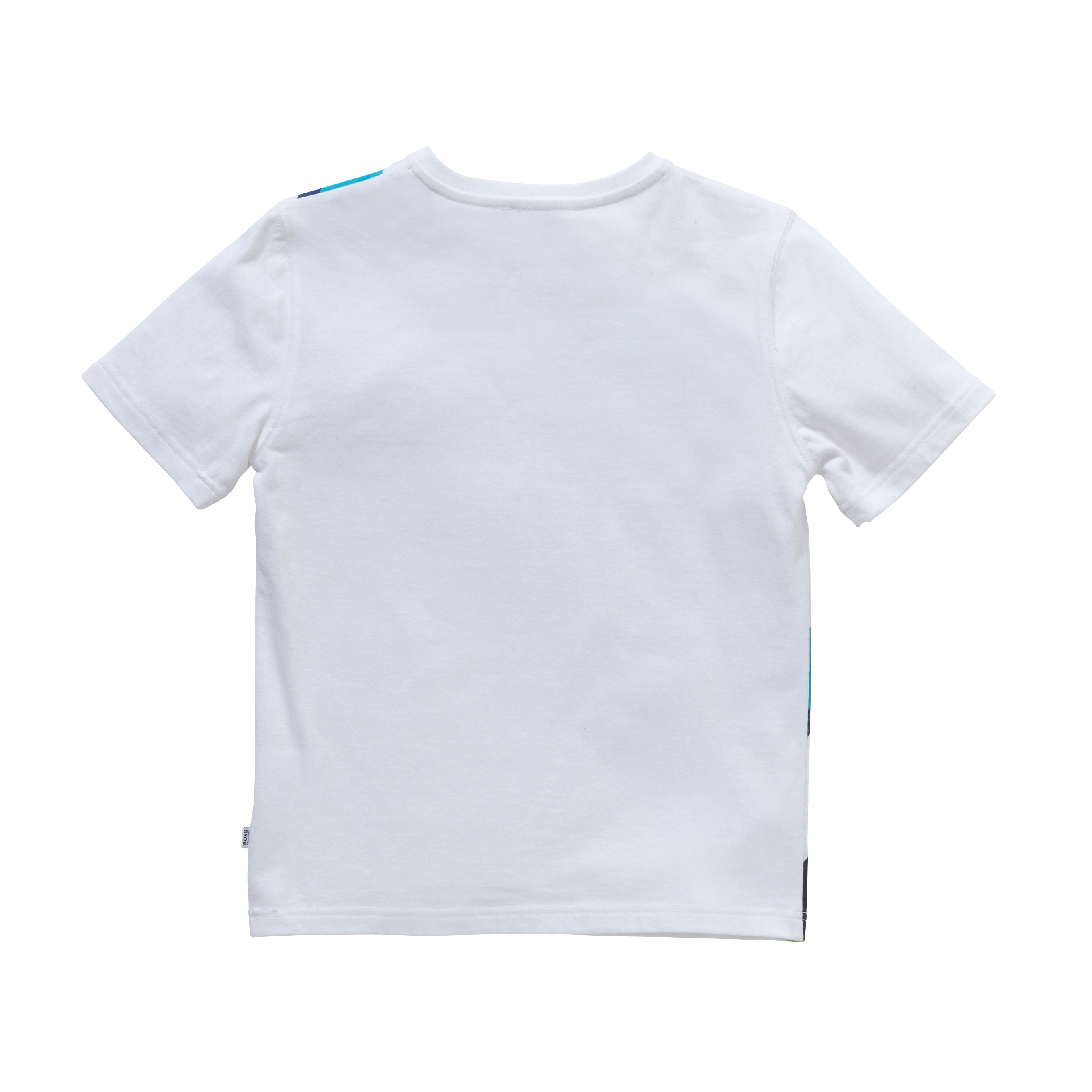 Boy`s printed tee shirt