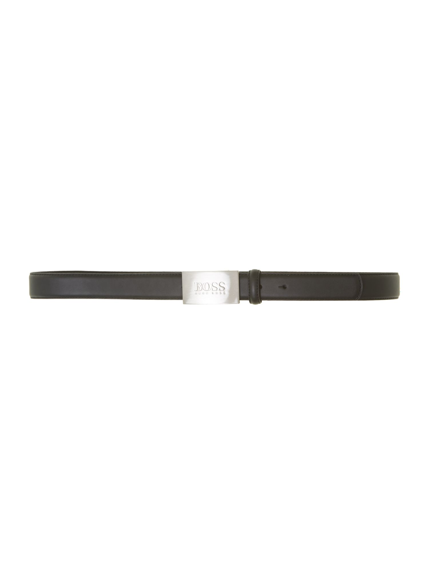 Boy`s leather belt