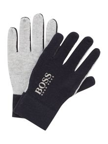 Boys wool gloves