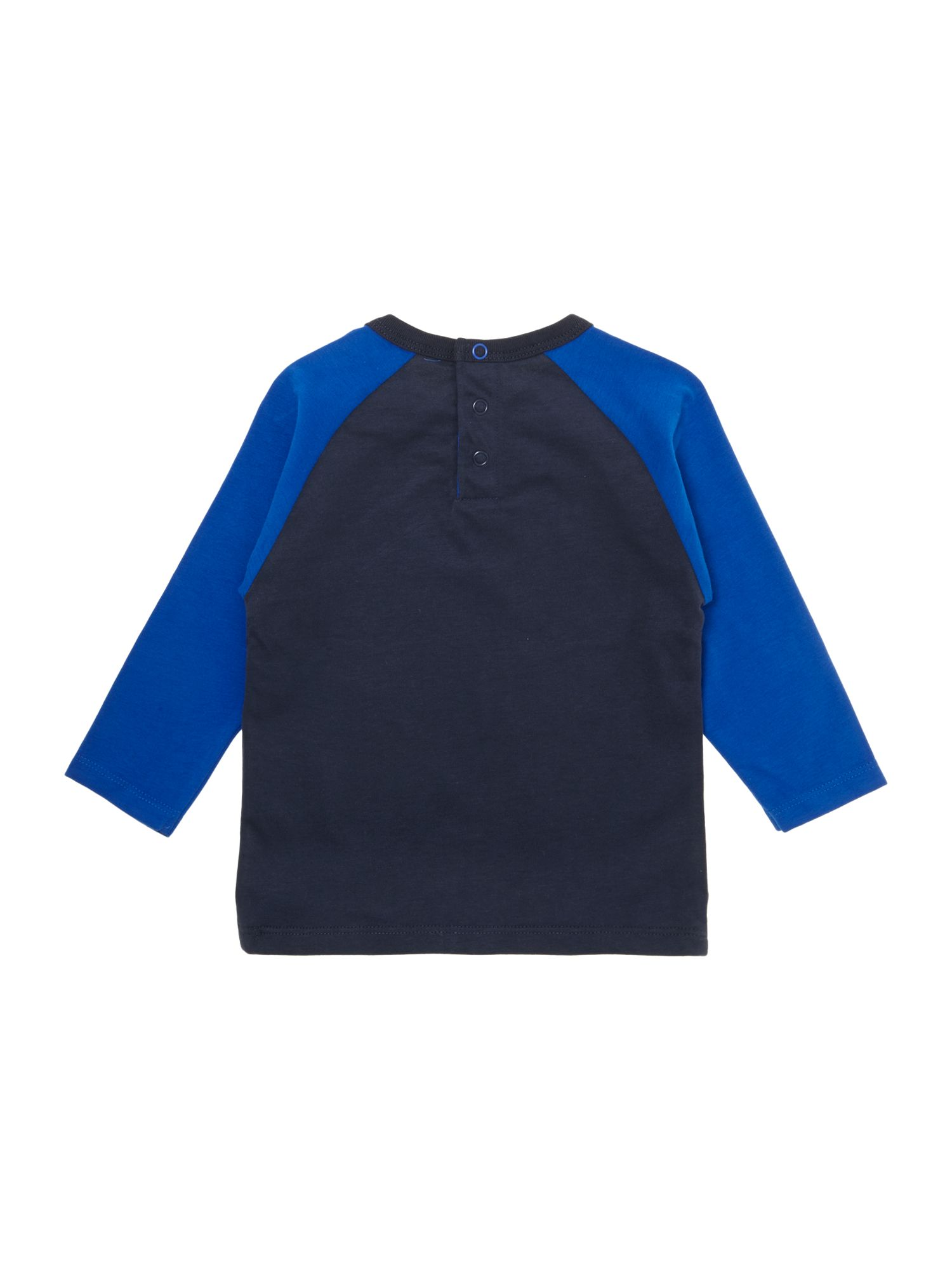 Boys jersey long sleeve t-shirt