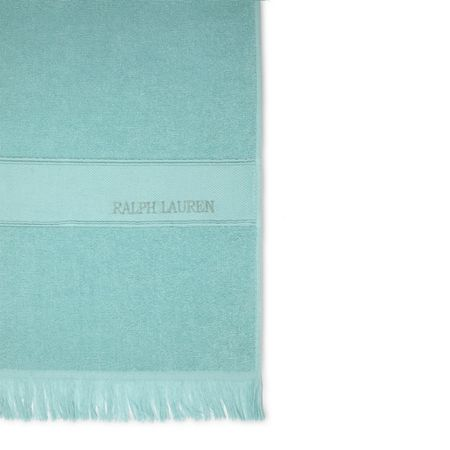 Ralph Lauren Home Hamman aqua beach towel