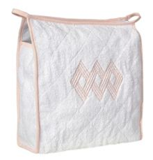 Miroir nude wash bag