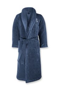Ralph Lauren Home Langdon peacock robe large