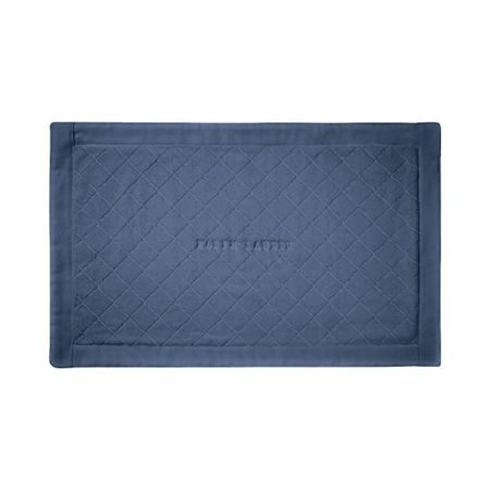 Ralph Lauren Home Avenue peacock bath mat