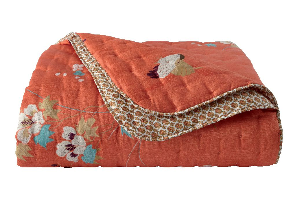 Kachoga coral bed cover 230x250
