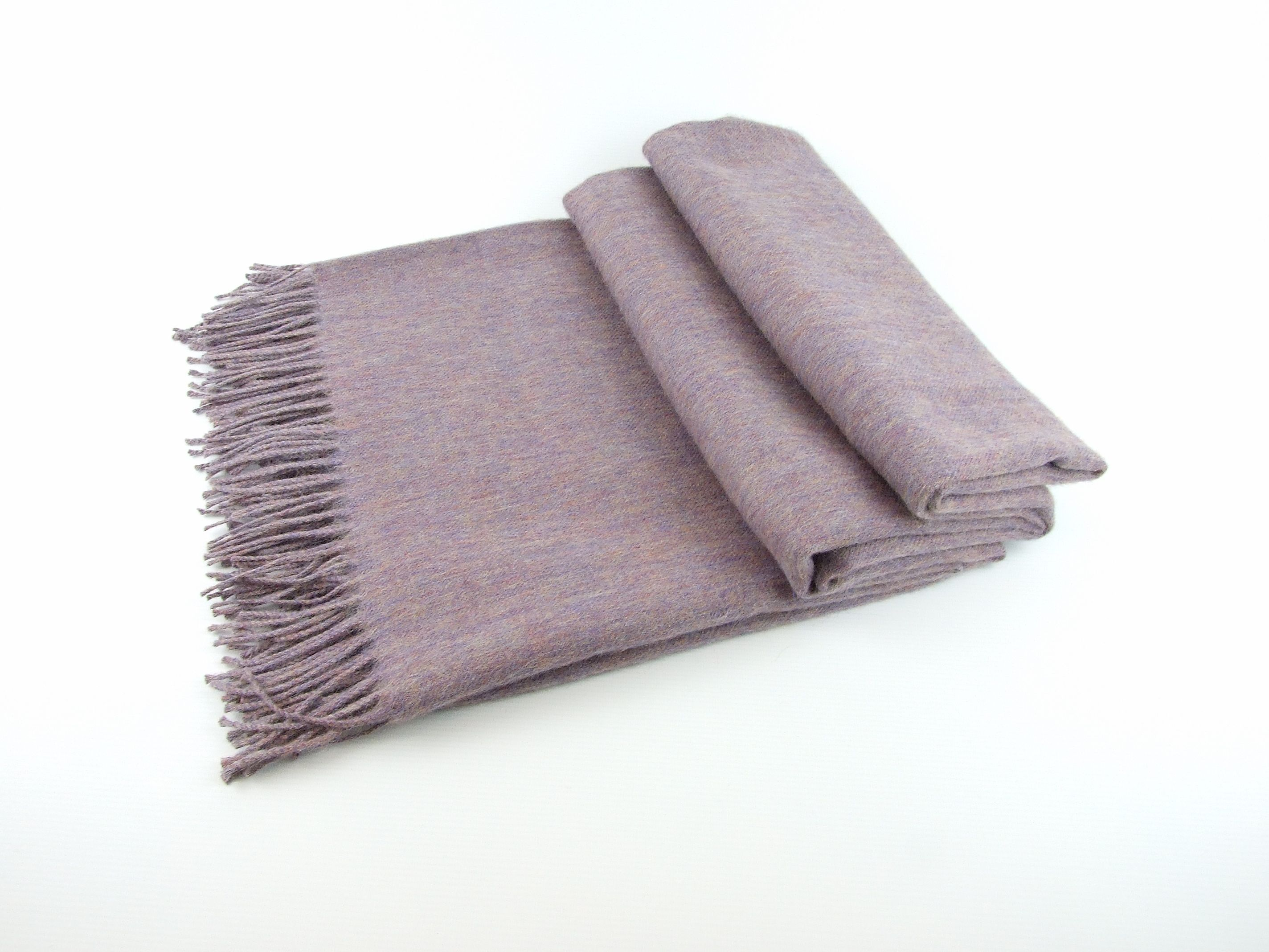 Triomphe figue throw 130x170