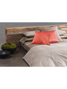 Calvin Klein Zahara Neutral pillowcase