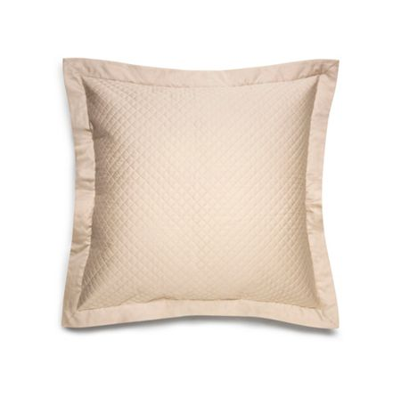 Ralph Lauren Home Wyatt cream cushion cover 65x65