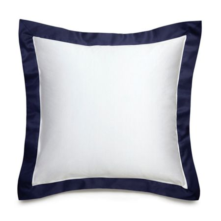 Ralph Lauren Home Langdon navy square sham