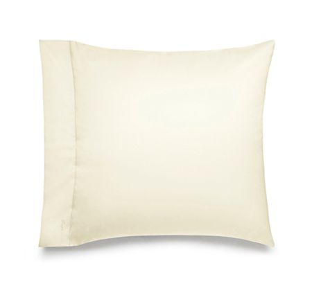 Ralph Lauren Home Langdon cream square pillow case pair