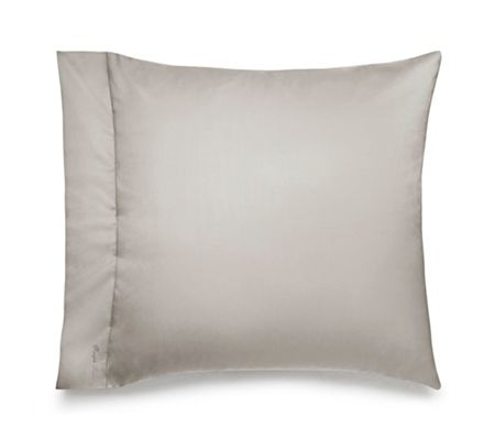 Ralph Lauren Home Langdon silver square pillow case pair