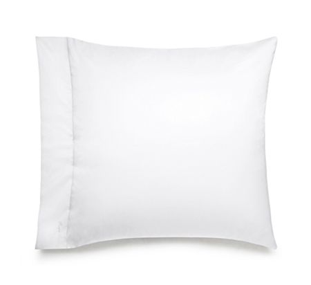 Ralph Lauren Home Langdon white square pillow case pair
