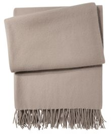 Yves Delorme Enlacer vanille throw 130x160